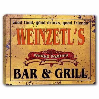 Weinzetl's Bar and Grill Logo